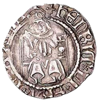 Henry VIII Sovereign Penny