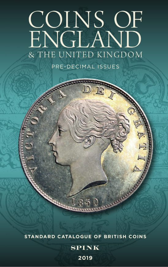 Spink's is the go-to reference guide for numismatists.